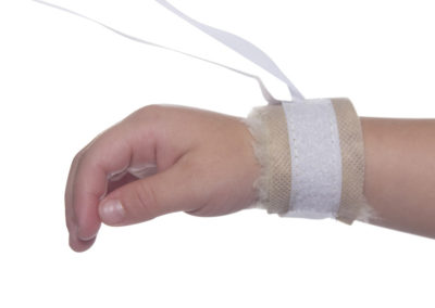 Infant Arm / Limb Restrainer (Per Pair)