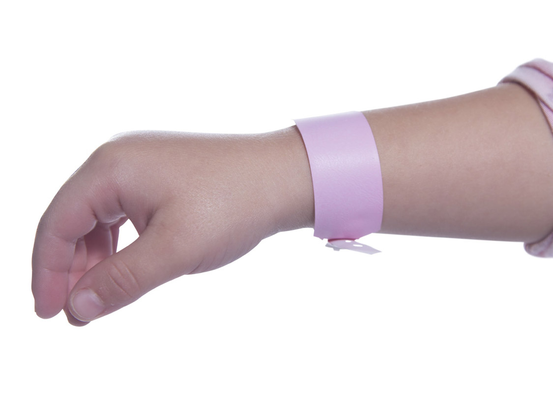 Infant Child Id Band